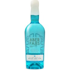 Aber Falls Welsh Dry Gin 70cl