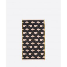Anorak Fish Hand Towel