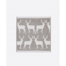 Anorak Kissing Stags Face Cloth