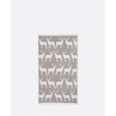 Anorak Kissing Stags Hand Towel
