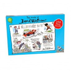 David Walliams Billionaire Boy 250 piece puzzle