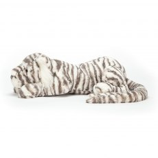 Jellycat Sasha Snow Tiger - Medium