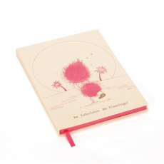 Jellycat Flaunt Your Feathers Be Fabulous Notebook
