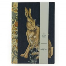 Morris & Co A5 Fabric Notebook
