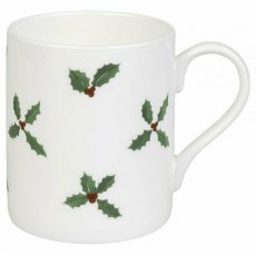 Sophie Allport Holly & Berry White Mug