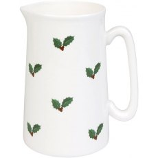 Sophie Allport Holly & Berry Medium Jug