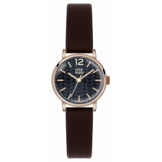 Orla Kiely Frankie Leather Strap Watch