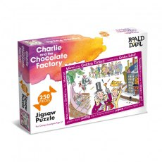 Roald Dahl Charlie and the Chocolate Factory 250 piece Puzzle