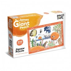 Roald Dahl James and the Giant Peach 250 piece puzzle