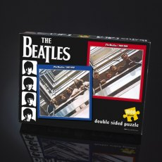The Beatles Red & Blue Puzzle