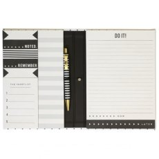 Alice Scott Notepad Set - The Master Plan