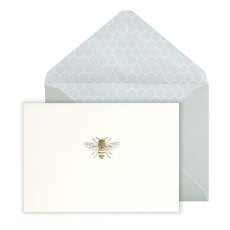 Bee Notecards set of 10