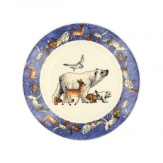 "Emma Bridgewater Winter Animals 8 1/2"" Plate"