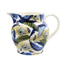 Emma Bridgewater Feather Wreath 1 1/2 Pint Jug