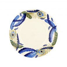 "Emma Bridgewater Feather Wreath 8 1/2"" Plate"