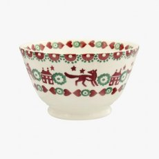 Emma Bridgewater Christmas Joy Small Old Bowl