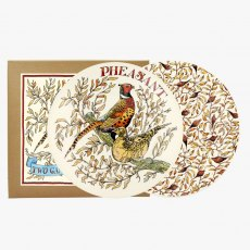 "Emma Bridgewater Roosting Pheasants set of 2 8.5"" Plates"