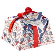 Fabbri Panettone With Amerena Cherry 1Kg