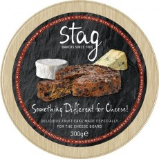 Stag Something Different for Cheese Fruit Cake 200g