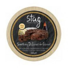 Stag Something Different for Cheese Honey & Ale Cake 200g