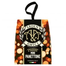 Arden & Amici Cranberry And Orange Panettone 100g