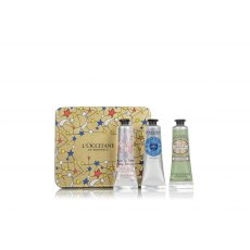 L'Occitane Mini Hand Cream Trio Collection