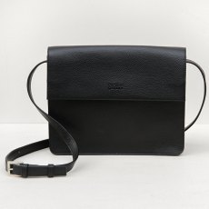 Caroline Gardner Hoxton Cross Body Bag Black