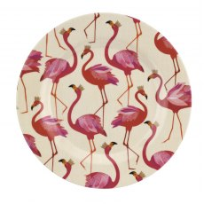 Sara Miller London Flamingo Collection Melamine Side Plate