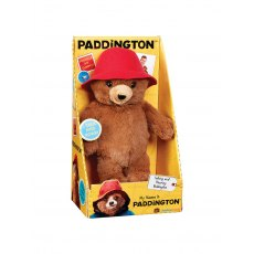 My Name Is Paddington Soft Toy