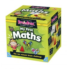 BrainBox My First Maths Memory Game