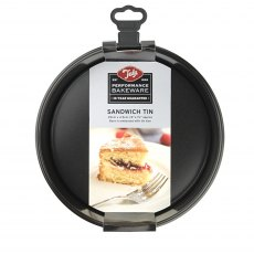 Tala Performance Non-Stick 20cm Round Sandwich Cake Pan