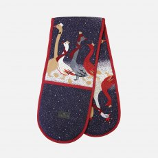 Sara Miller London Geese Double Oven Glove