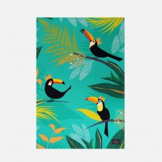 Sara Miller London Toucan Tea Towel