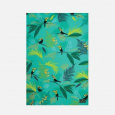 Sara Miller London Toucan Repeat Tea Towel