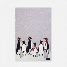 Sara Miller London Penguin Repeat Tea Towel