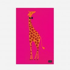 Sara Miller London Giraffe Tea Towel