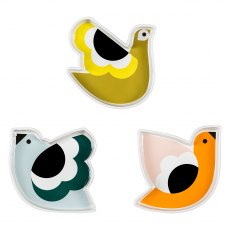 Orla Kiely Birds Snack Dishes