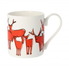 Christopher McColl Red Deer Mug