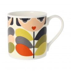 Orla Kiely Lady Stem Quite Big Mug