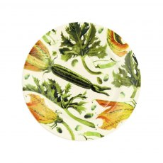 "Emma Bridgewater Vegetable Garden Yellow Courgette 8.5"" Plate"