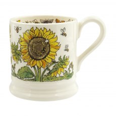 Emma Bridgewater Sunflowers and Bees 1/2 Pint Mug