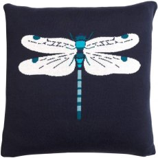 Sophie Allport Dragonfly Knitted Statement Cushion