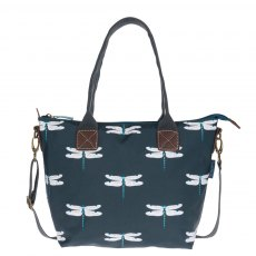 Sophie Allport Dragonfly Oilcloth Mini Oundle Bag