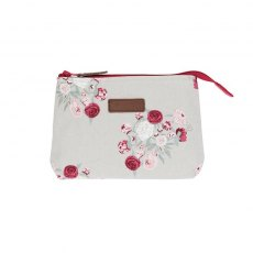 Sophie Allport Peony Canvas Make Up Bag