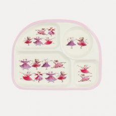 Emma Bridgewater Dancing Mice Melamine Childrens Eat Tray