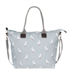 Sophie Allport Runner Duck Oilcloth Oundle Bag