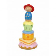 Paddington Bear Wooden Stacking Toy