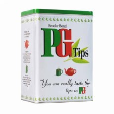 PG Tips Tea Tin