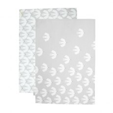 Pajaro Set of 2 Tea Towels