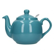 Aqua Farmhouse Filter Teapot